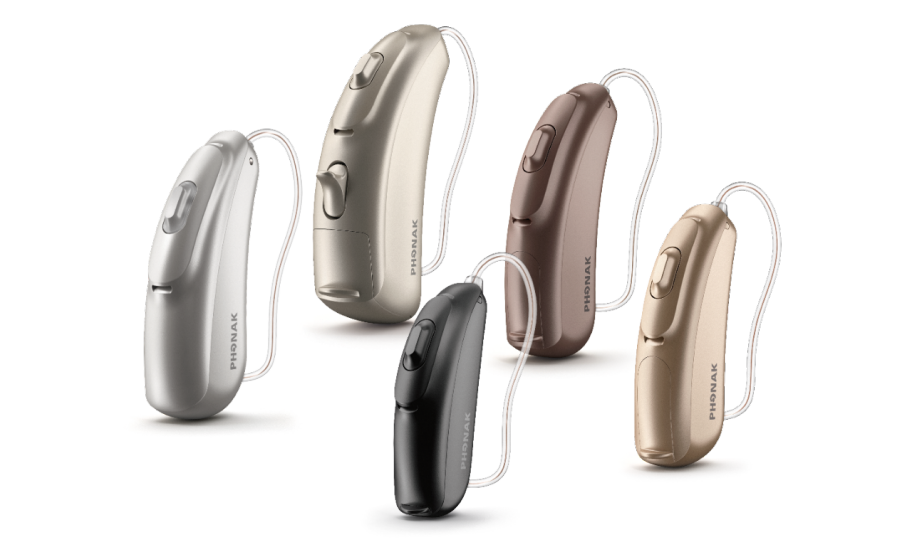 Hearing Aid Review Phonak Aud 233 O B